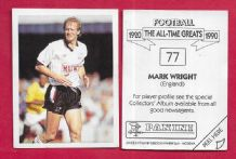 England Mark Wright Southampton 17